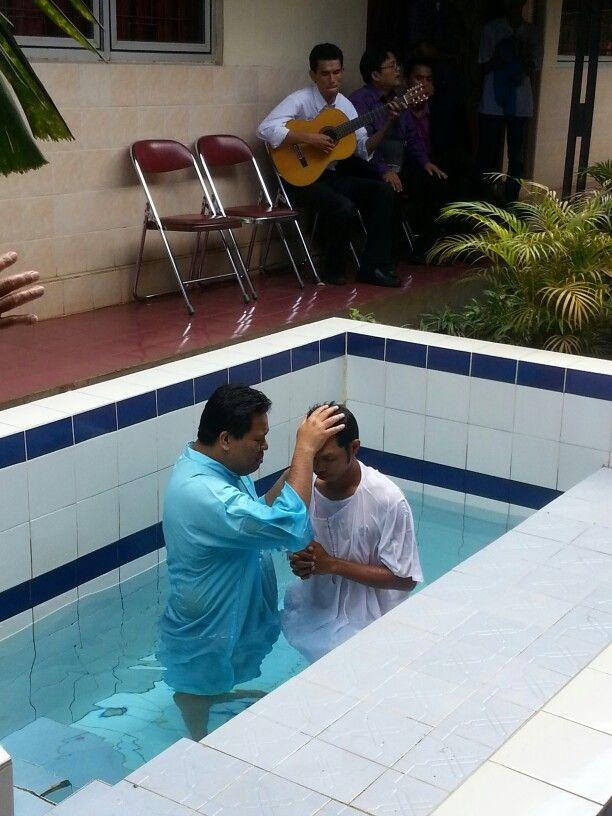 Baptize in Christ