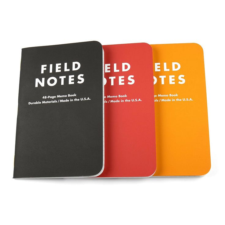 Field Notes Drink Local: Ales