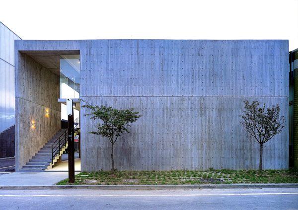 중앙입시교육연구원 /방철린 Joongangyisigyoyukwon HQ Office bldg. desgned by Bang, Chulrin/Architect Group CAAN