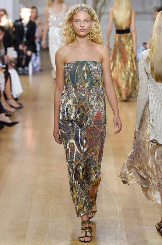 Неделя моды в Нью-Йорке: Oscar de la Renta весна-лето 2017 — Модно / Nemodno