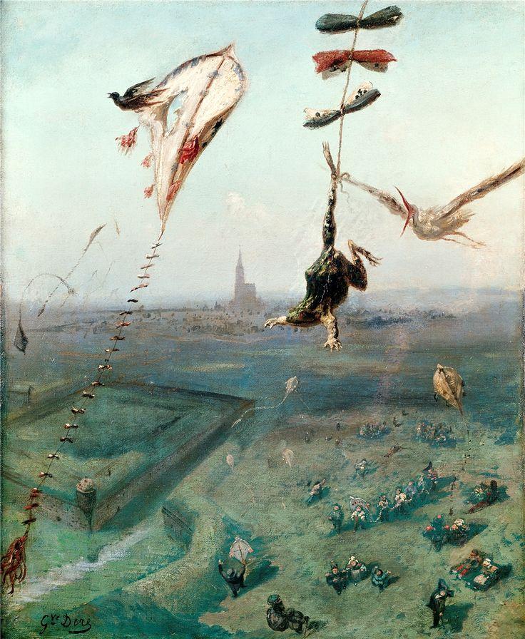.:. Entre Ciel et Terre Gustave Doré