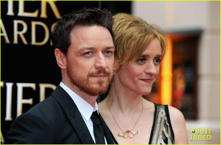 Acting couple #JamesMcAvoy & #AnnMarieDuff reside with their family in #CrouchEndN8