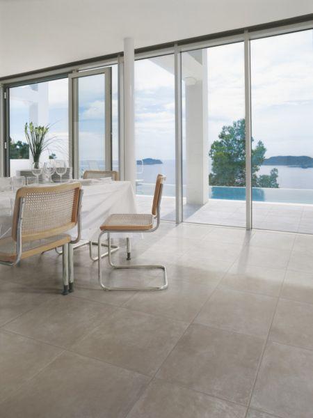 Carrelage cement ascot tanguy mat riaux sols de salon for Carrelage 93