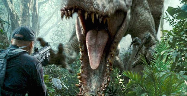 I got Chomped in half by the Indominus rex! How Would You Die In Jurassic World?