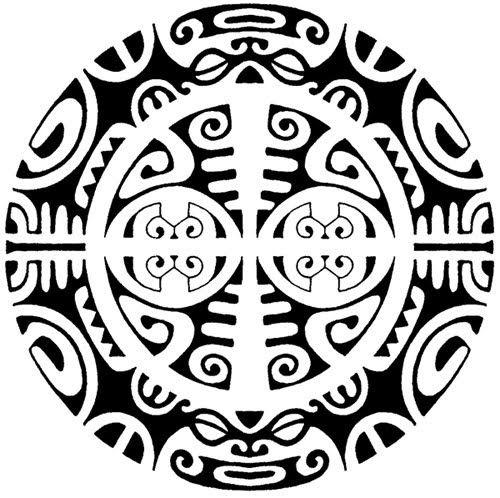 polynesian #maori #tattoo #tattoos