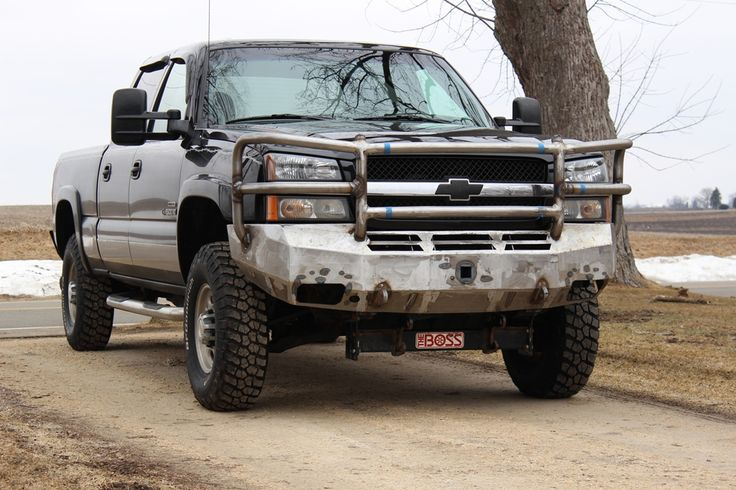 LBZ: Who makes the best bumper?? - Duramax Diesels Forum ...