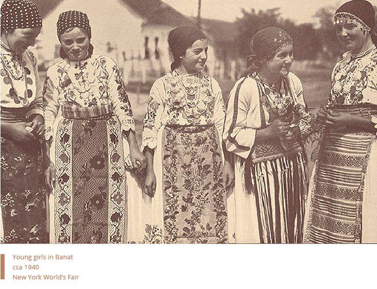 Folkwear-Society-Typology-young-women-Banat