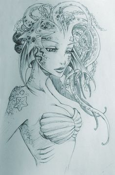 Siren by Avionetca.deviantart.com on @deviantART                                                                                                                                                                                 More