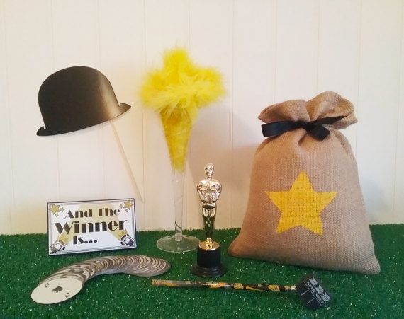 LOOTBAG  Oscar Night Movies Awards Party by theLootBagBarn