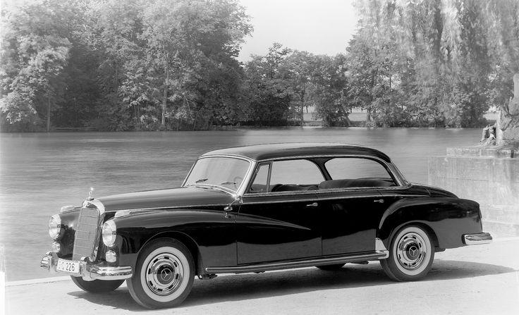 1958 Mercedes Benz 300D W189