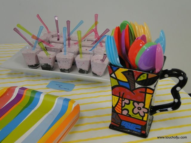Romero Britto Birthday Party Ideas | Photo 3 of 20 | Catch My Party