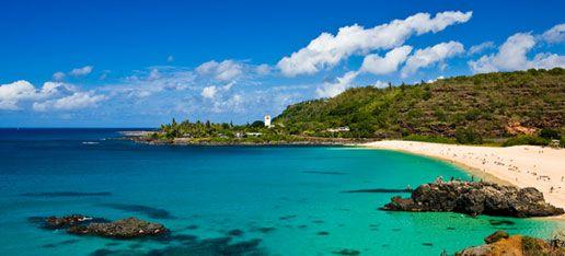 Waimea Bay, Oahu: Where Brian and I spent a lot of dates, where he proposed, and where we got married.