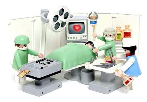 Operación playmobil