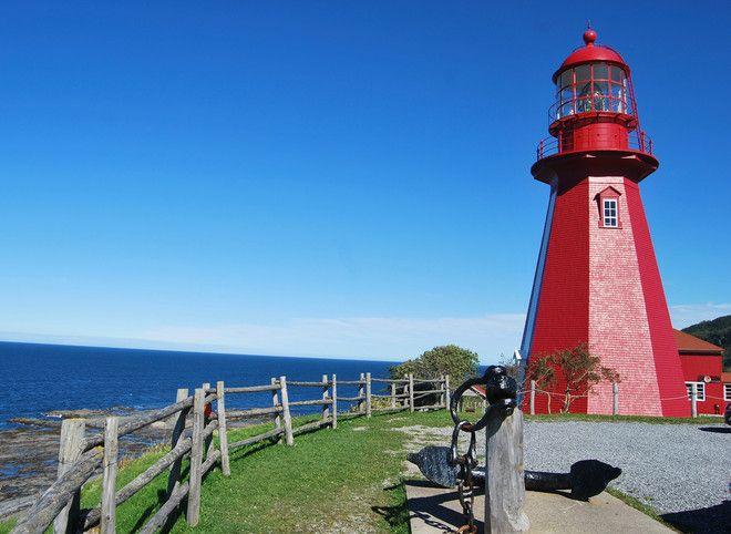Phare de la Martre - Gaspésie Québec