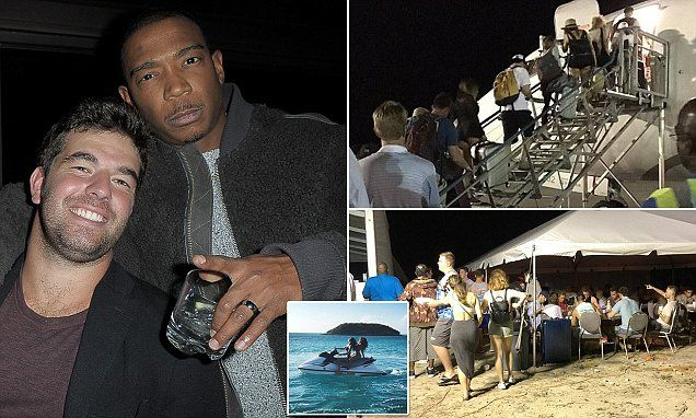 Ja Rule's Fyre partner apologizes and says NEXT time will be different