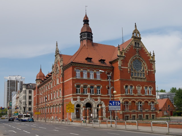 #Mickiewicz #HighSchool, #Katowice, #Poland