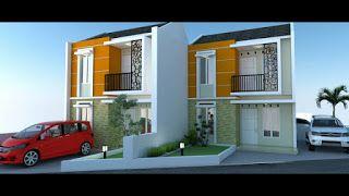 Rumah Baru Murah di Taman Harmoni Pondok Cabe  www.rumah-hook.com/p/cluster-pondok-cabe.html