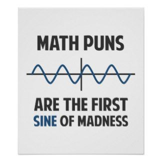 Funny Math Posters | Zazzle
