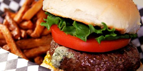 Creamy Spinach Burger Topping-from Reggie's Hot Grill