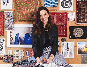 Entrepreneur: Piece & Co.'s Kathleen Wright   Tory Daily   Photo by Jennifer Coffey