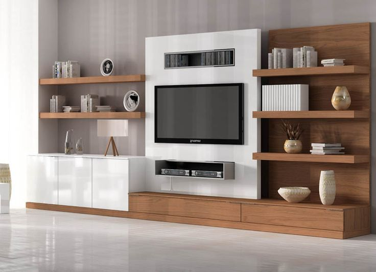 Tv And Media Wall Units: 25+ Best Ideas About Tv Wall Units On Pinterest