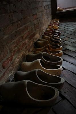 Wooden shoes / klompen