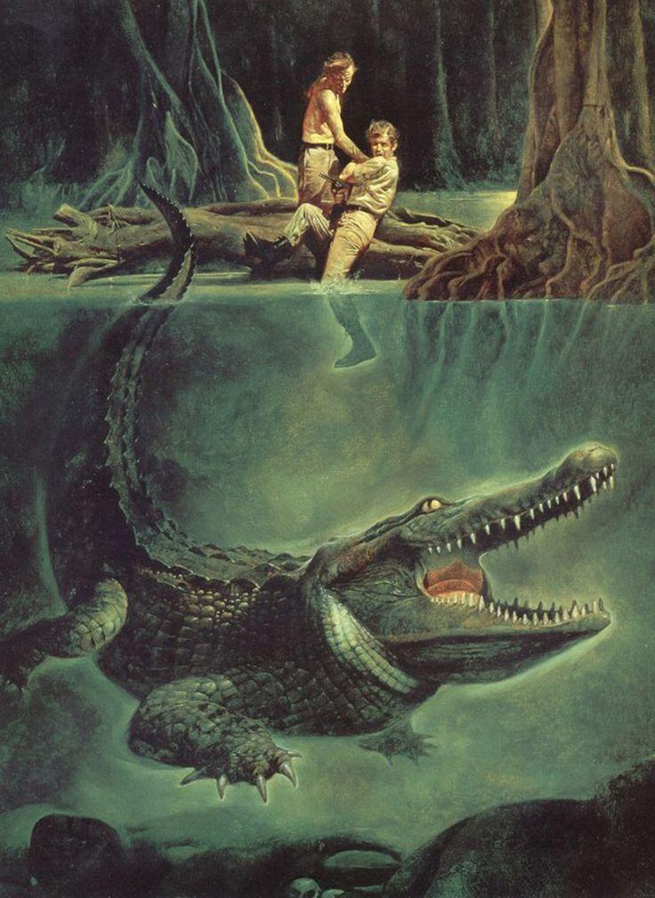 Sanjulian Giant Crocodile