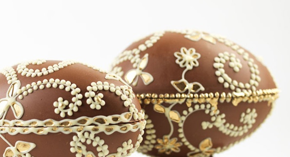 Beste Slaapkamer Plant : Ovo Faberge de chocolate, por Sweet Brazil ...