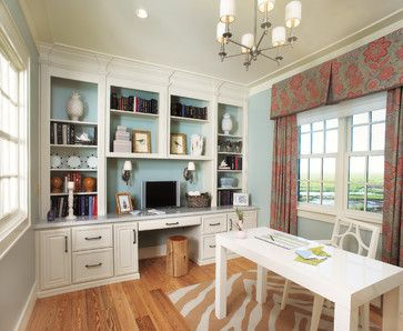 17 best ideas about traditional home offices on pinterest for Home alone office decorations