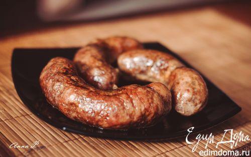 Немецкие колбаски | Кулинарные рецепты от «Едим дома!»