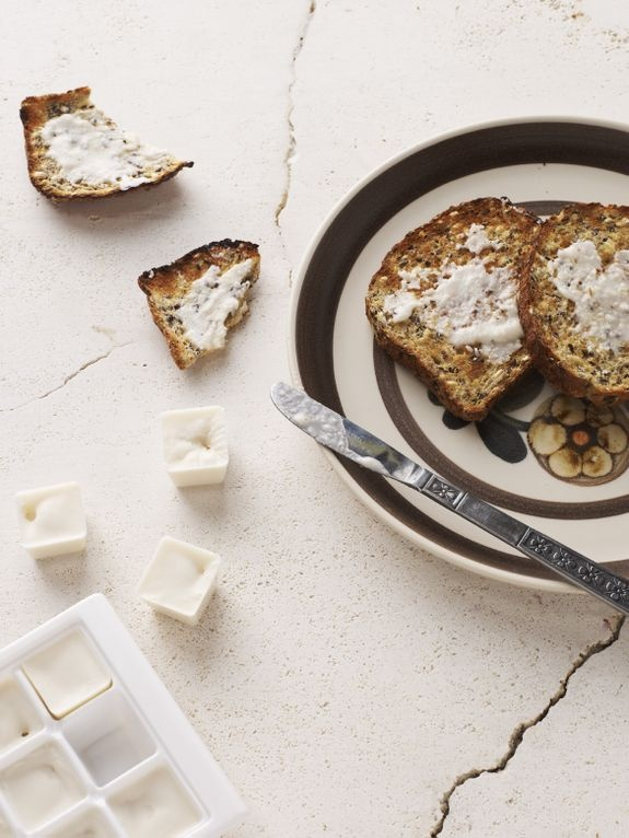Nothing compares, coconut butter. Recipe from 'I quit Sugar' by Sarah Wilson.