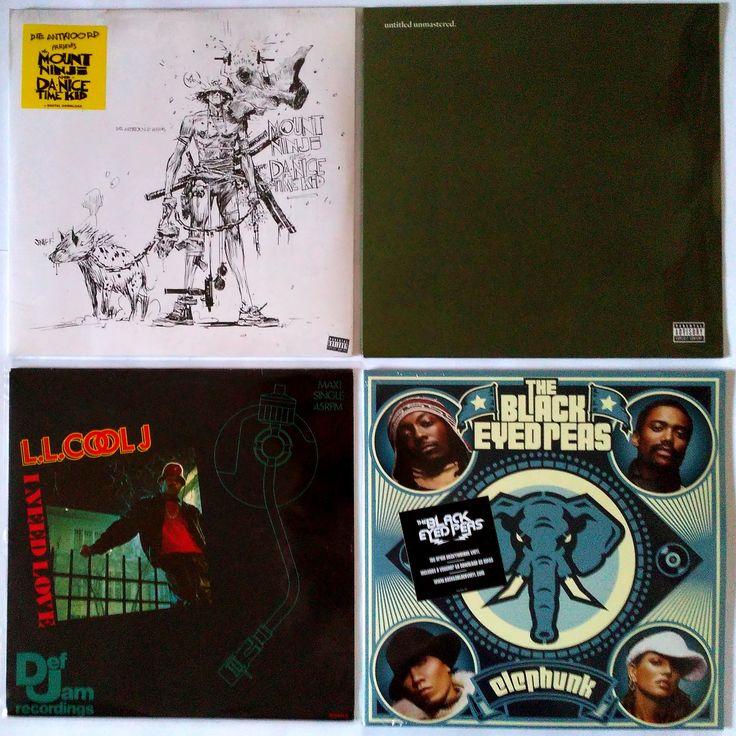  i  L.L. Cool J – I Need Love  (VG+/VG+)  – 185 грн. The Black Eyed Peas – Elephunk  (M/NM)  – 875 грн. #newindiskultura #diskultura #TrueVinylRecordsStore #kyiv #kiev #киев #київ #kyivshop #vinyl #винил #пластинки     #LLCoolJ #HipHop #TheBlackEyedPeas#RnB