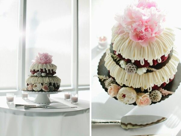 Nothing Bundt Cake Wedding