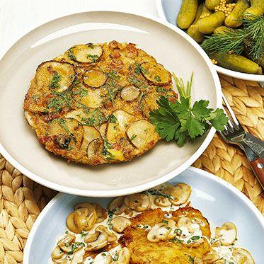 Bauernfrühstück mit Topinambur Rezept | Küchengötter