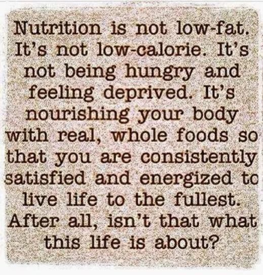 Starving just means you are not committed to long term results....you must learn how to feed your body to succeed.
