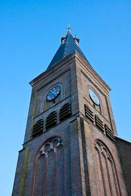 Utrecht Clock Tower