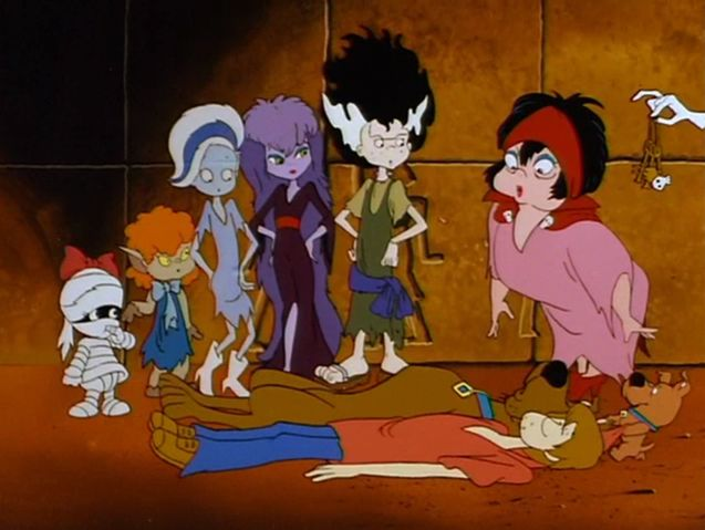 Scooby-Doo and the Ghoul School The greatest thing I've never seen.