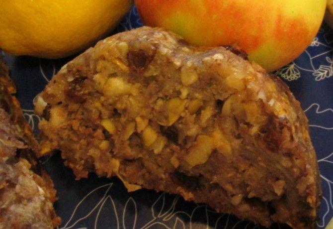 Almás süti hozzáadott cukor nélkül