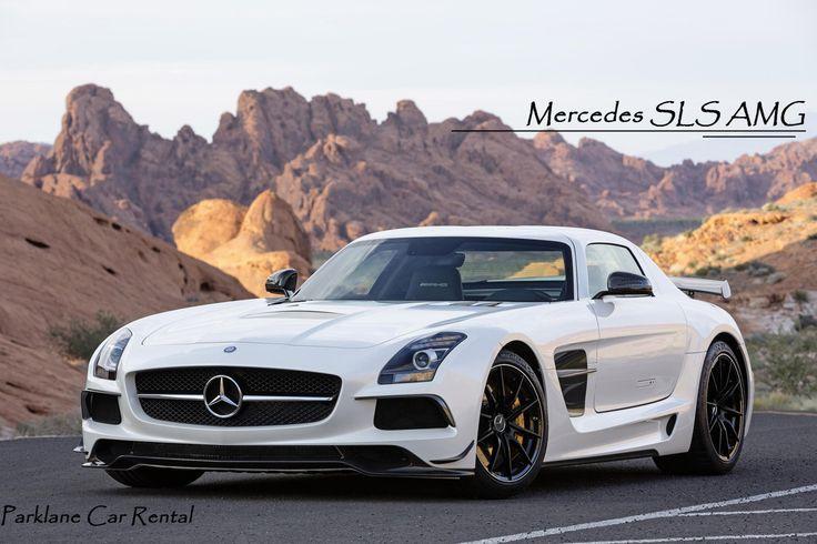 Speed & Luxury is also known as Mercedes SLS AMG  Rent Mercedes SLS AMG from Parklane Car Rental  visit www.parklanecarental.com