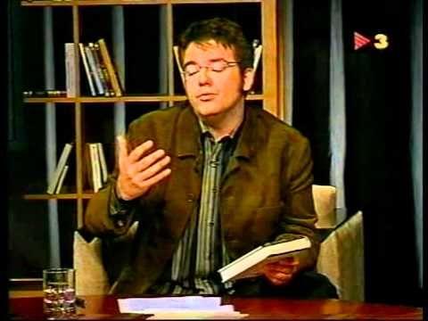 Màrius Serra parla de Vázquez Montalbán al programa 'Entre Línies'