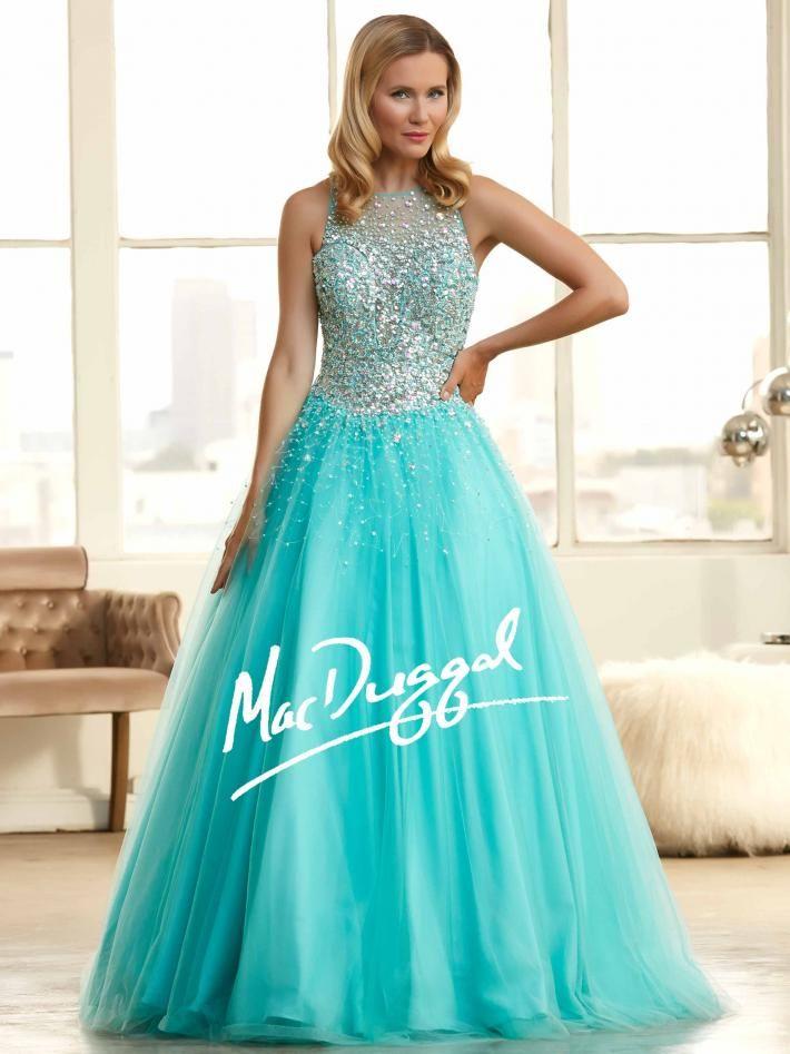 Aqua prom dress hakkında Pinterest\'teki en iyi 20+ fikir
