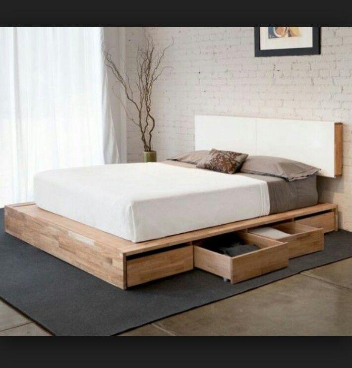 Zirbenbett Watzmann Massivholzbett mit großem Zirbenholz-Kopfteil - zirbenholz schlafzimmer modern