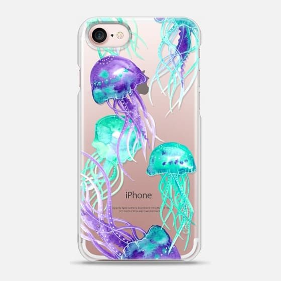 Jellyfish daydream - Snap Case