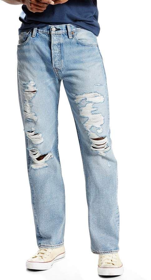 1f2138e7 Levi's Levis Men's 501 Original Fit Jeans | Mens levis | Jeans ...