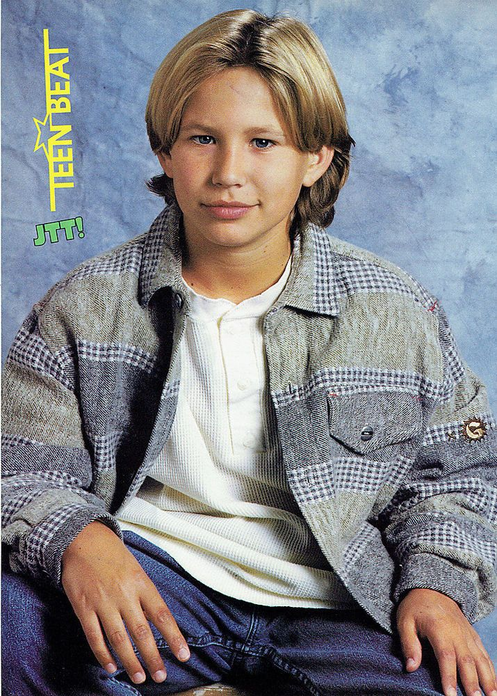 Jonathan Taylor Thomas teen magazine pinup clipping Tiger Beat Bop Teen Beat