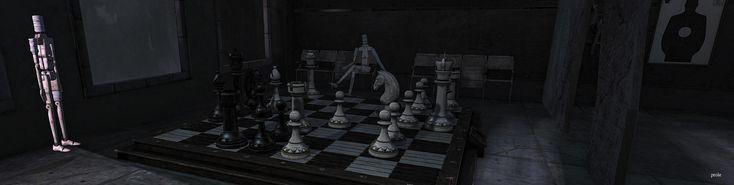 https://flic.kr/p/21AwYyi | checkmate | Vimmershavn: Binemust, SecondLife maps.secondlife.com/secondlife/Binemust/93/141/903