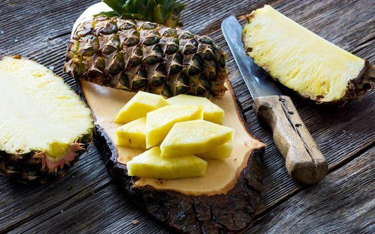 Ananas alleato della salute e della linea