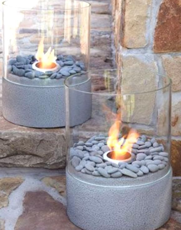 Pin By Kaitlyn Norah On My Beautiful Collections In 2020 Diy Outdoor Fireplace Rustic Fire Pits Outdoor Fire