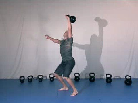 Die neue Fighter-Fitness Kettlebell DVD
