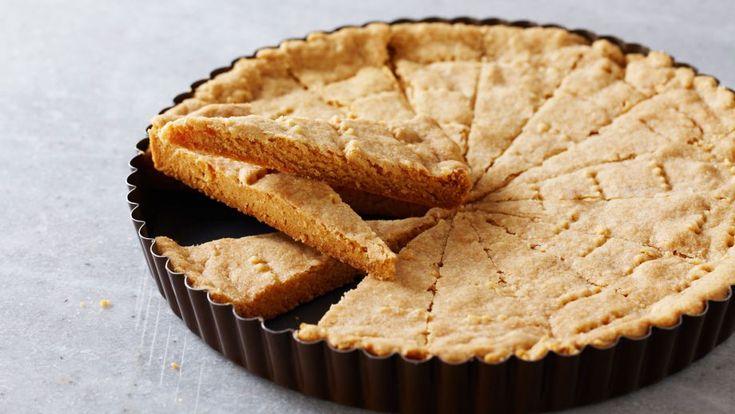 Galletas tradicionales escocesas (Scottish pan shortbread) - Receta - Canal Cocina